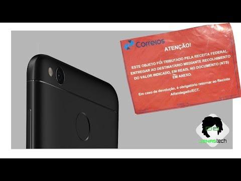 Xiaomi Redmi 4X Unboxing in Portuguese