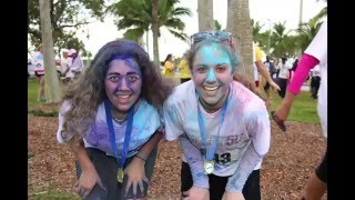 Colorfest 5K Wellington - NewsSpot Story