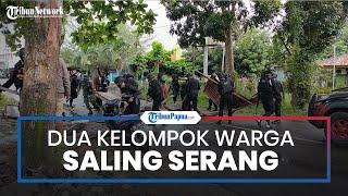 Dua Kelompok Warga di Kabupaten Manokwari Saling Serang, 1 Orang Tewas dan Dua Lainnya Luka-luka