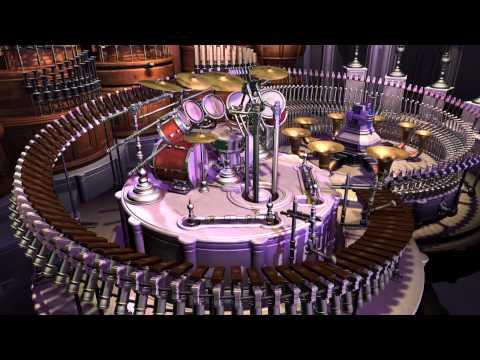 להקת האנימציה - מוזיקה ויזואלית מדהימה!