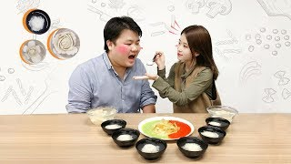 E36 Welcome to Ms Yeah's tofu feast in Office | Ms Yeah