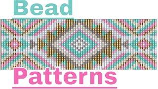 Bead Loom Patterns | Ashley Little Fawn