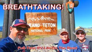 STUNNING Grand Teton National Park