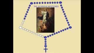 Virtual Rosary - The Glorious Mysteries (Sundays & Wednesdays)