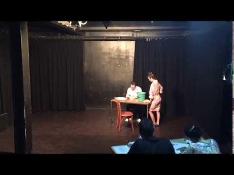 Scène théâtre Paloma Reynaud