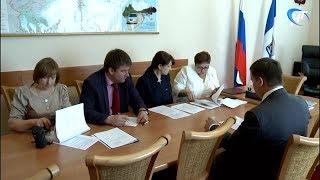 Кандидаты на пост губернатора Новгородской области представляют подписи в избирком