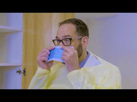 Mount Sinai Hospital | Hand Hygiene - Personal Protective Equipment