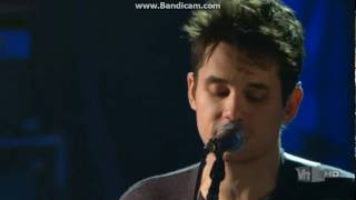 John Mayer - Daughters (Storytellers 2009)