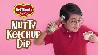 Del Monte Ketchup   Insanely Delicious Nutty Ketchup Dip