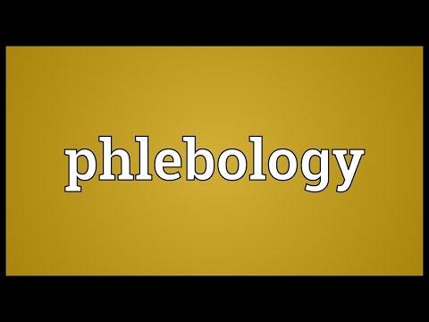 Phlebology ใน SAD