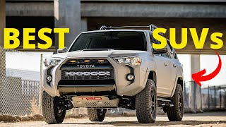 Best Off Road SUVs & Trucks 2021 - The Best Off Road 4x4 Cars You Can Buy Right Now