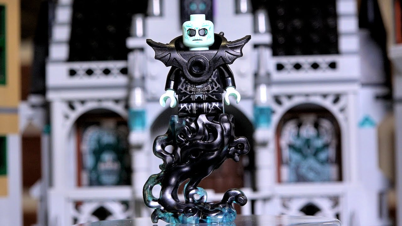 LEGO Hidden Side Mystery Castle 70437 Lego Quick Review
