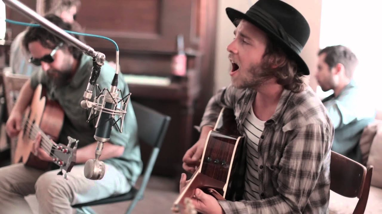 Elijah Ford & The Bloom - The Lion (Homestead Sessions)