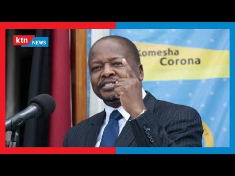 Hali ya Korona: Waziri Mutahi Kagwe azungumzia Korona ya India, awataka wakenya kuwa makini zaidi