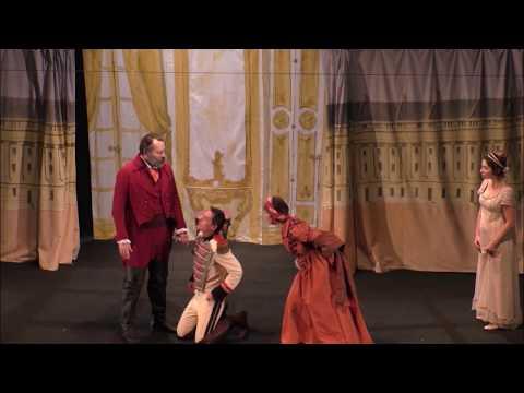 Bande annonce du spectacle Les Rivaux de Richard Brinsley Sheridan mise en scène Anne-Marie...