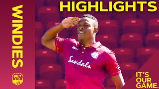 Both sides hit over 200 as the first T20I went down to the wire. Check out the highlights between the West Indies and Ireland.  This is the official channel for the West Indies cricket team, providing all the latest highlights, interviews and features to keep you up to date with all things Windies. 