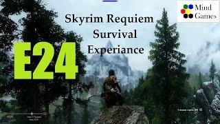 Skyrim Requiem Survival Experiance. Эпизод 24: Лук Дарвина и родословная Мороза.