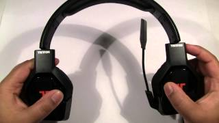 Tritton Trigger Headset Review