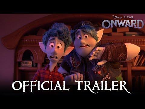 «Вперед» (2020) — трейлер нового мультфильма от PIXAR