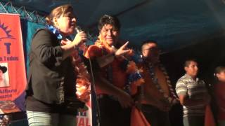 preview picture of video 'Comunidad LA GRAMPA - marcial rengifo ejecutivo seccional de yacuiba TPT'