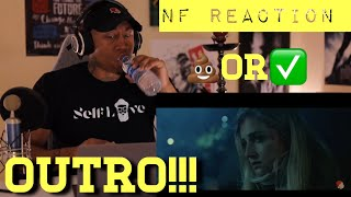 TRASH Or PASS!! NF (Outro) [REACTION!]