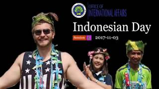 Indonesian Day for UM international Students (session II)