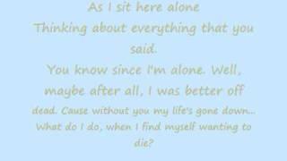 April Sixth-Dear Angel Lyrics
