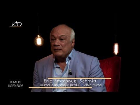 """Eric-Emmanuel Schmitt : """"le bonheur de savoir dire oui'"""""""