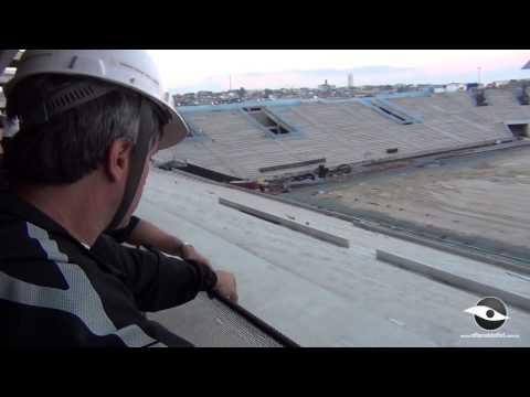 Arena Corinthians: Obras a todo vapor - parte 3 (final)