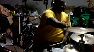 Donald Lawrence - Let The Word Do The Work (Drum Cover)