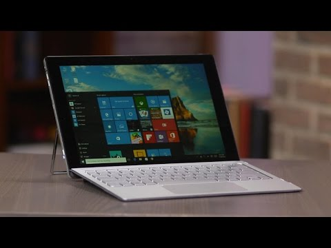 HP Spectre x2 is a Surface-like tablet, keyboard included