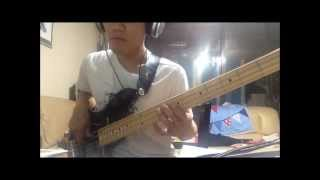 Ain't Gonna Bump No More (With No Big Fat Woman) - Joe Tex Bass Cover By Lee Won-Jae