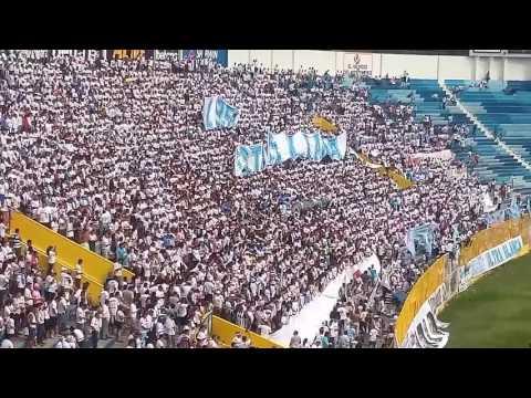 """""""BARRA BRAVA 96                               Semifinal  Alianza vs Metapan"""" Barra: La Ultra Blanca y Barra Brava 96 • Club: Alianza"""