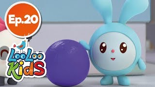 BabyRiki EP 20: Bounce - Cartoons for Children | LooLoo Kids