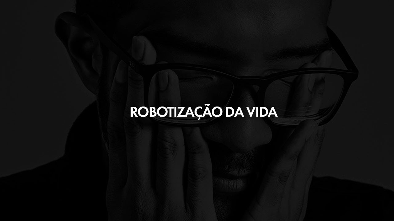 ROBOTIZAÇÃO DA VIDA por REBECA DE MORAES (Trop.Soledad) | IDENTIDADES