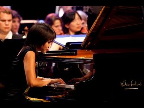 Yuja Wang plays Rachmaninoff : Piano Concerto No. 2 in C minor, Opus18 [HD]