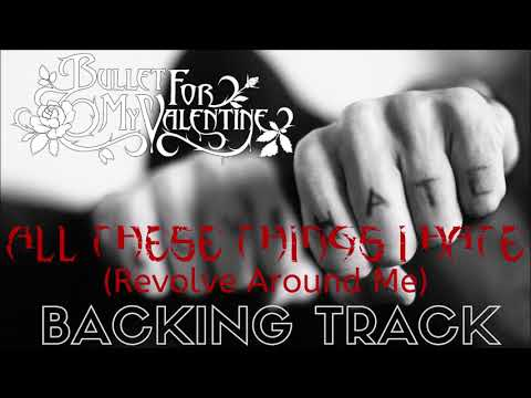 BFMV - 'All These Things I Hate' - Backing Track (No Vocals)