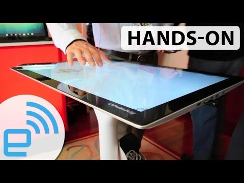 Lenovo Horizon 2 hands-on at CES 2014 | Engadget