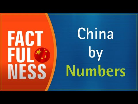 China by numbers