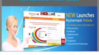 MyPharmaJob.com: One-stop Job Portal For Pharmaceutical Health Care and Allied Industries