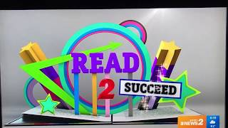 WFMY News2 Read 2 Succeed Colfax Elementary