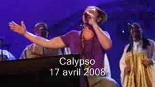 """Christophe Maé à Bercy """"mon père spirituel"""""""