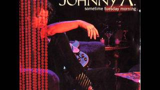 johnny a~up in the attic