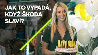 ŠKODA: Tajná narozeninová oslava!