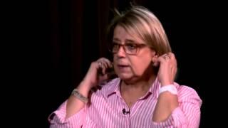 رئيسة الطائفة اليهودية في مصر ماجدة هارون - المشهد