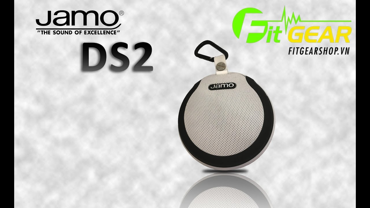 Jamo DS2 Bluetooth Speakerr