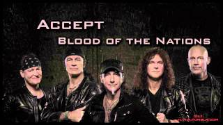 Accept - Blood of the Nations | JL mix