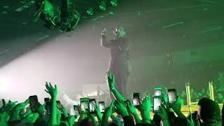 """A$AP Rocky Performs """"Long Live A$AP"""" (Injured Generation Tour)(Greensboro, NC)"""