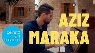 Aziz Maraka - Meen Gallek | مين قلك - عزيز مرقة | Beirut Jam Sessions