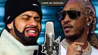 Future makes no sense when he raps